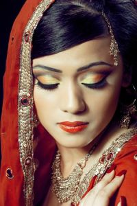 Beautiful Indian Wedding Makeup