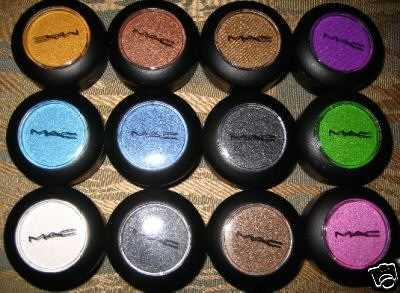 Fake Eye Shadows