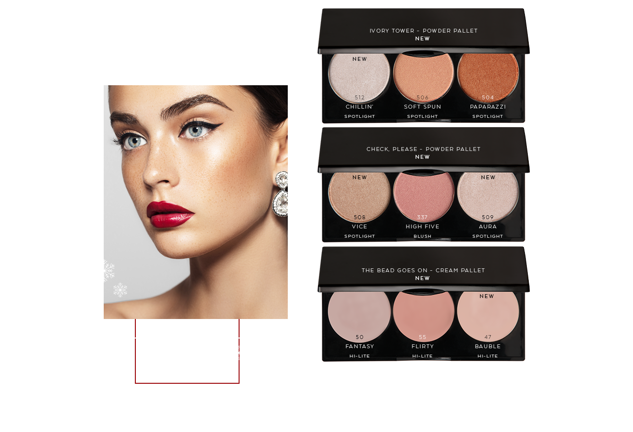 Strobing Makeup Kits