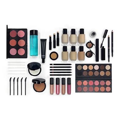 Makeup Artist Starter Set,mua kit