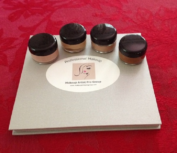 Custom blend skin correctors