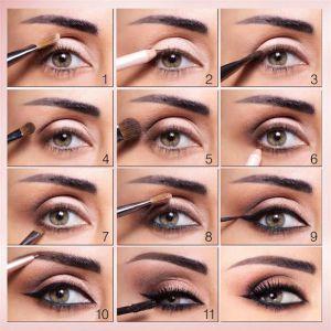 Eye Shadow Tutorial For Beginners