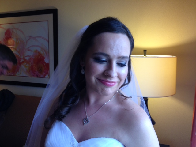 Airbrush Wedding Day Makeup By Andrea & Maria