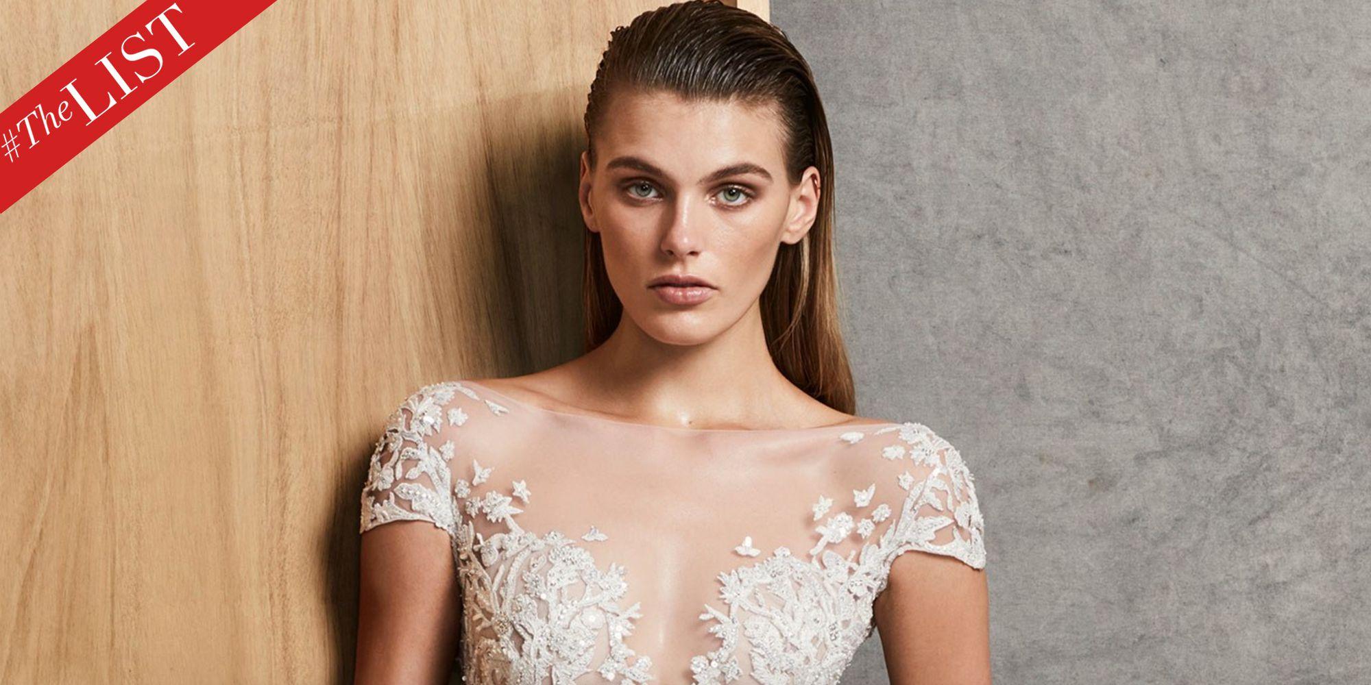 bridal trend 2018