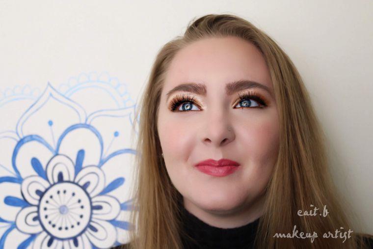 Makeup Artist Cait
