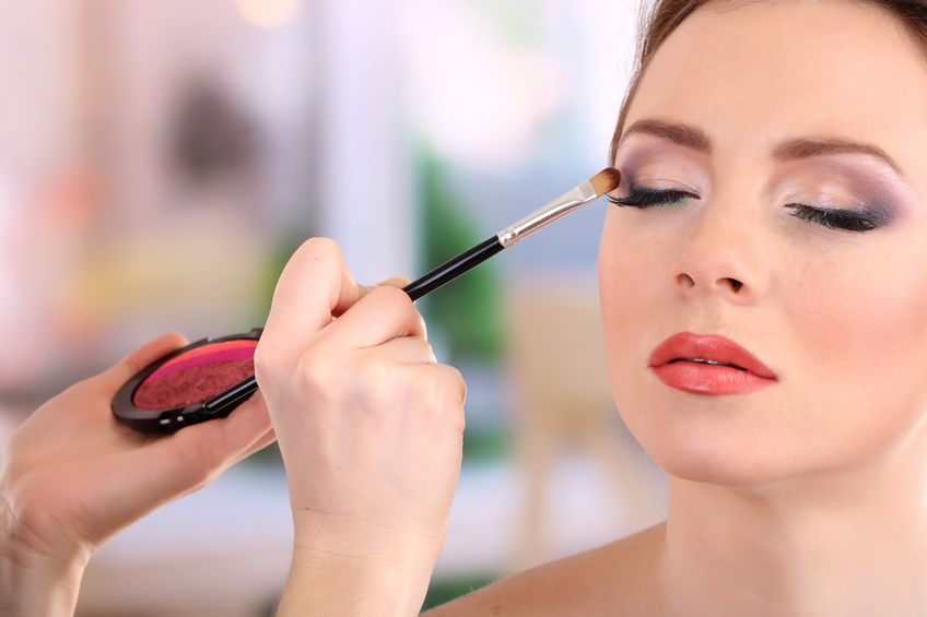 Makeup Application @ Our Studio